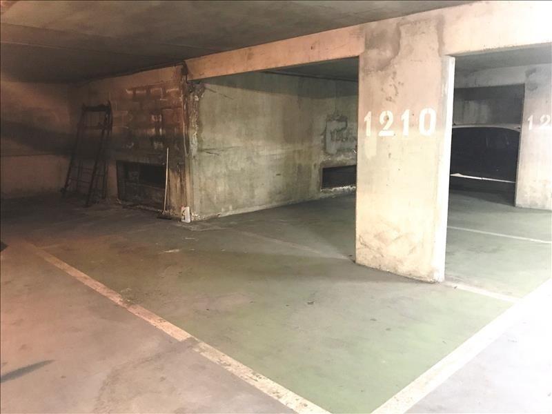 Vente parking Courbevoie 29000€ - Photo 2