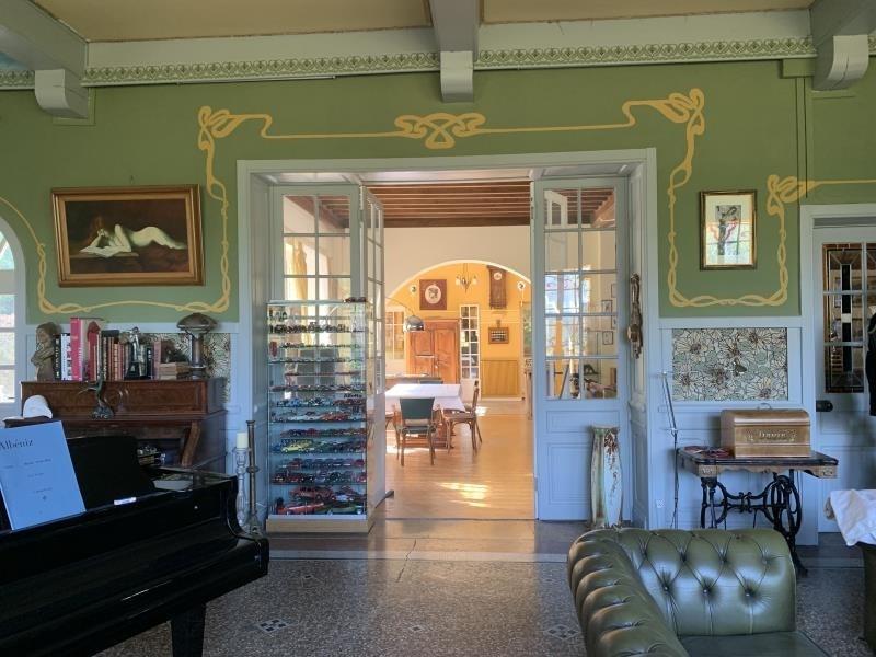Vente maison / villa Saint vulbas 470000€ - Photo 7