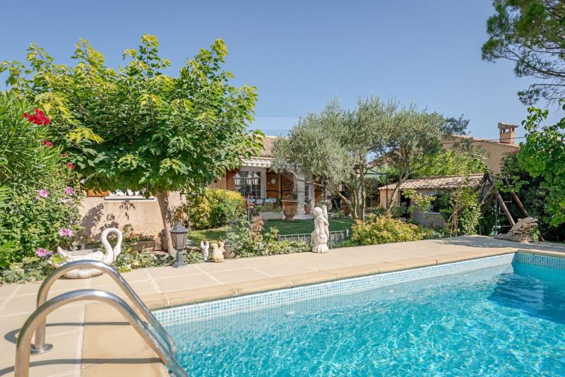 Vente maison / villa Entraigues sur la sorgue 352000€ - Photo 15