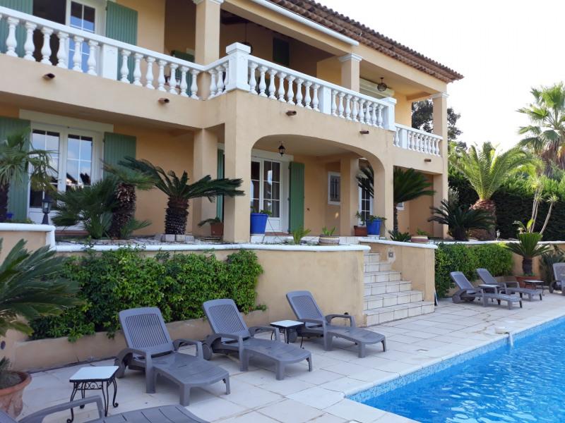 Vacation rental house / villa Sainte-maxime 1540€ - Picture 1