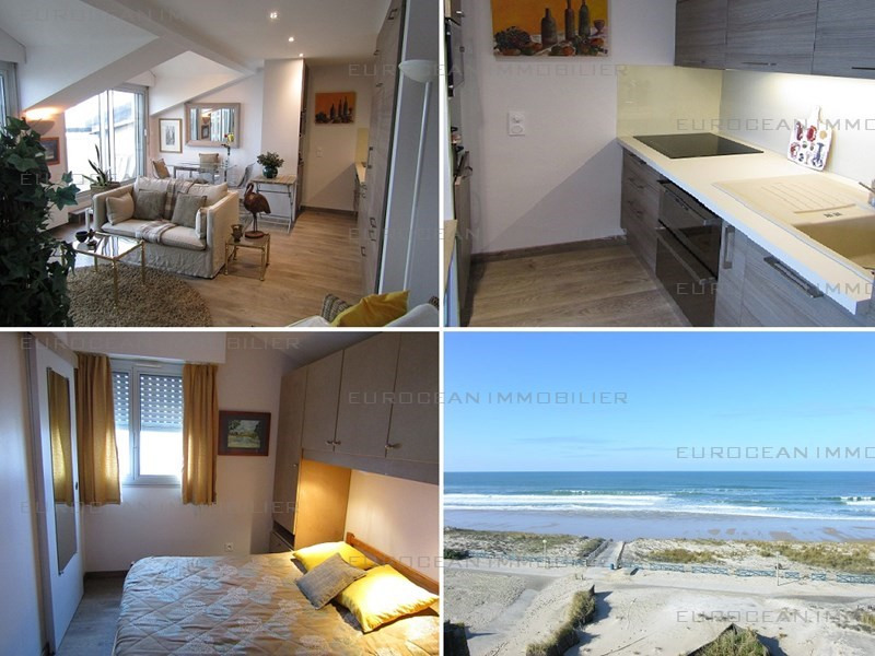 Location vacances appartement Lacanau-ocean 505€ - Photo 1