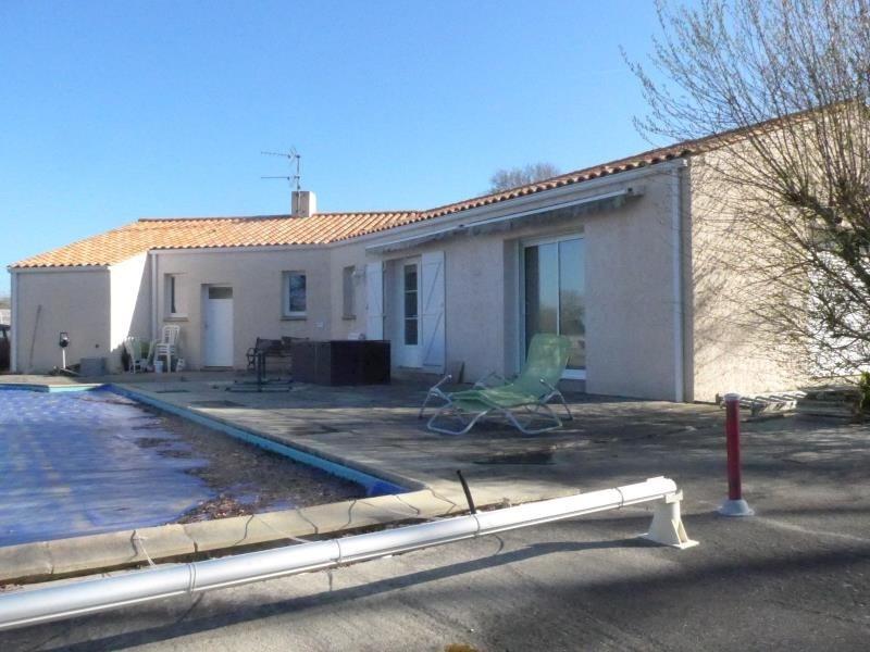 Vente maison / villa La roche sur yon 279000€ - Photo 2