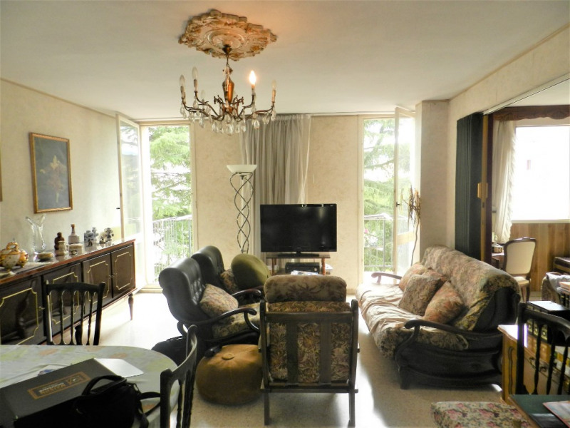 Vente appartement Carros 155000€ - Photo 1