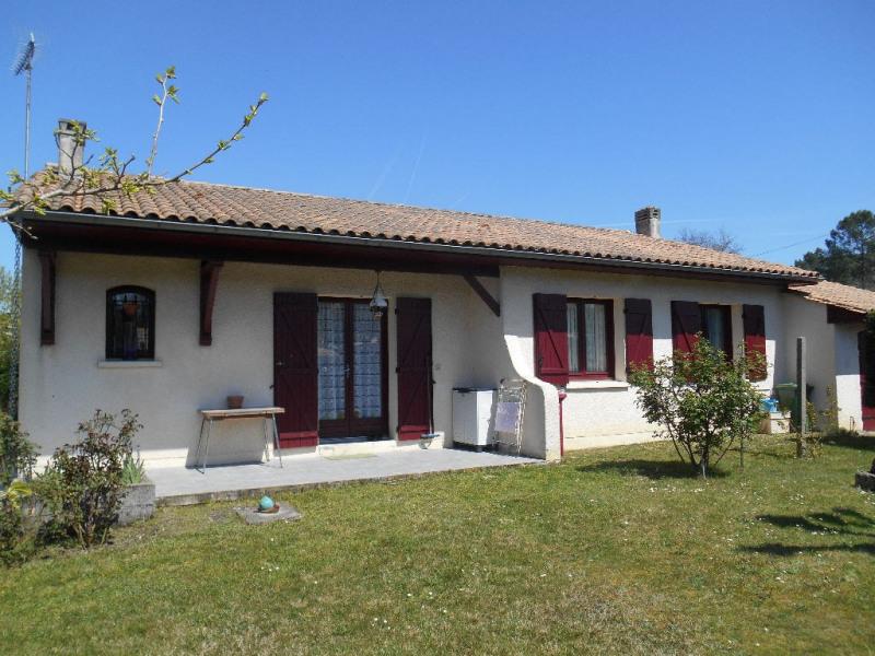Vente maison / villa Guillos 250000€ - Photo 1