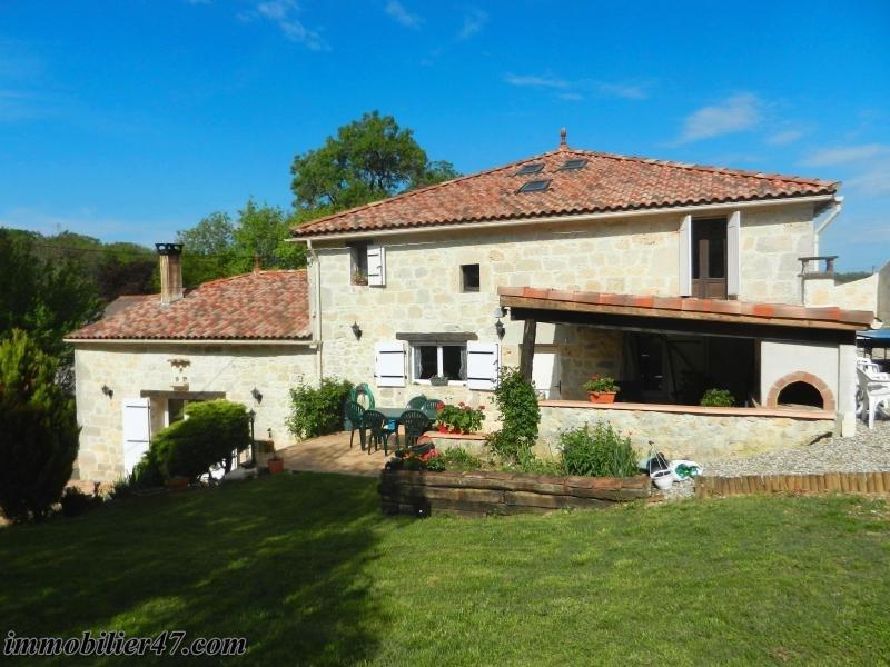 Sale house / villa Colayrac st cirq 245000€ - Picture 2
