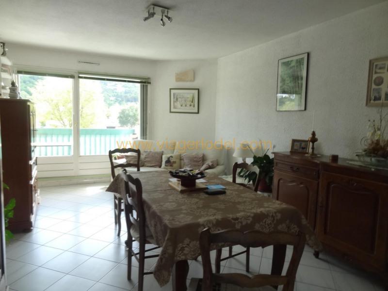 Life annuity apartment Alès 30000€ - Picture 2