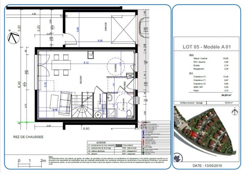 Sale house / villa L isle d'abeau 240000€ - Picture 2