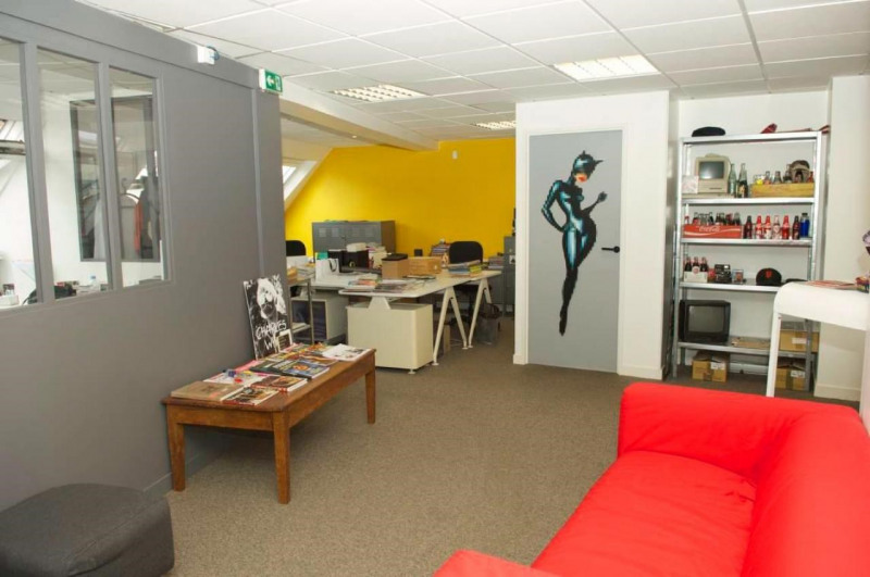 Rental office Clichy 8842€ HT/HC - Picture 2