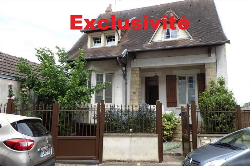 Sale house / villa Nevers 146 500€ - Picture 1