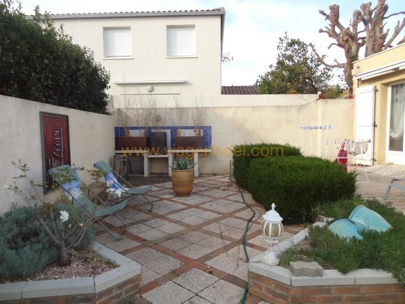 Vitalicio  casa Agde 115000€ - Fotografía 8