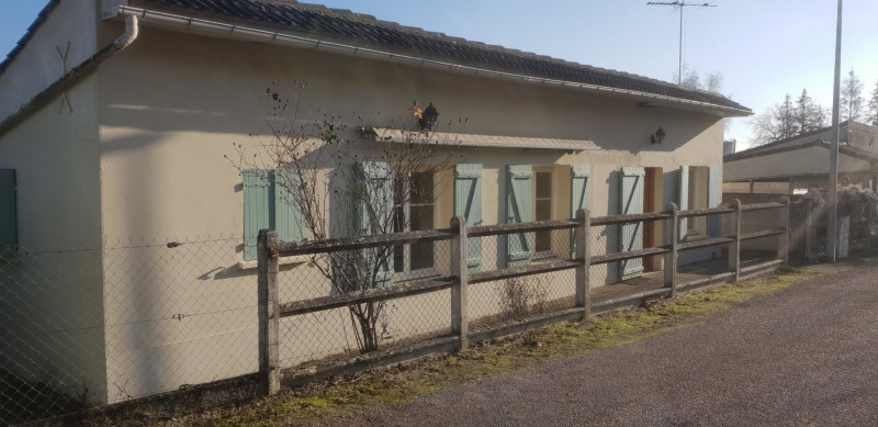 Vente maison / villa St julien du sault 92000€ - Photo 1