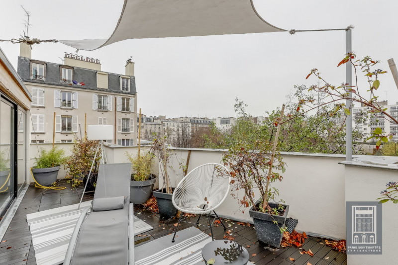 Vente de prestige maison / villa Paris 18ème 2 395 000€ - Photo 10