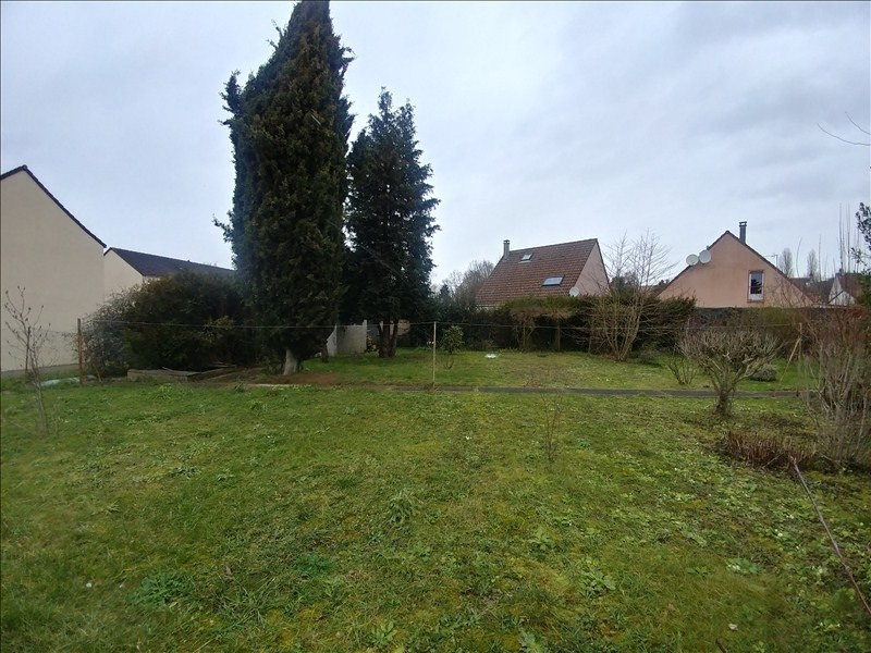 Vente terrain Sarcelles 150000€ - Photo 1
