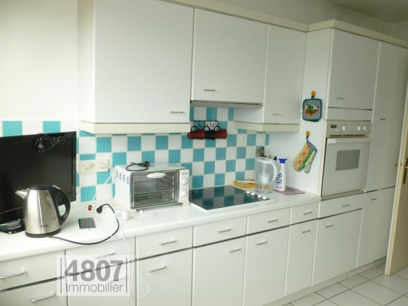 Vente appartement St julien en genevois 385 000€ - Photo 2