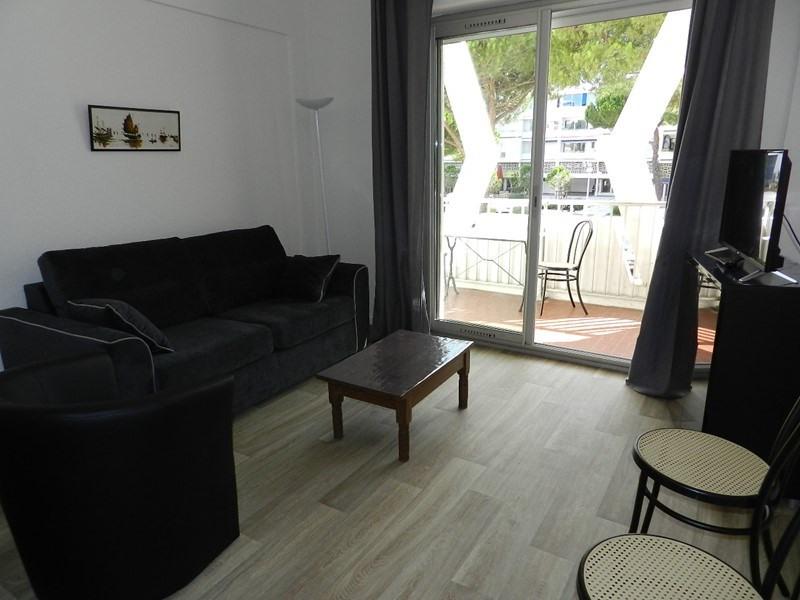 Vermietung von ferienwohnung wohnung La grande motte 325€ - Fotografie 1