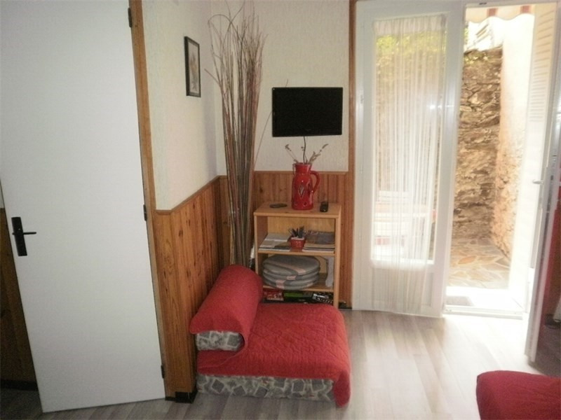 Alquiler vacaciones  apartamento Collioure 290€ - Fotografía 1