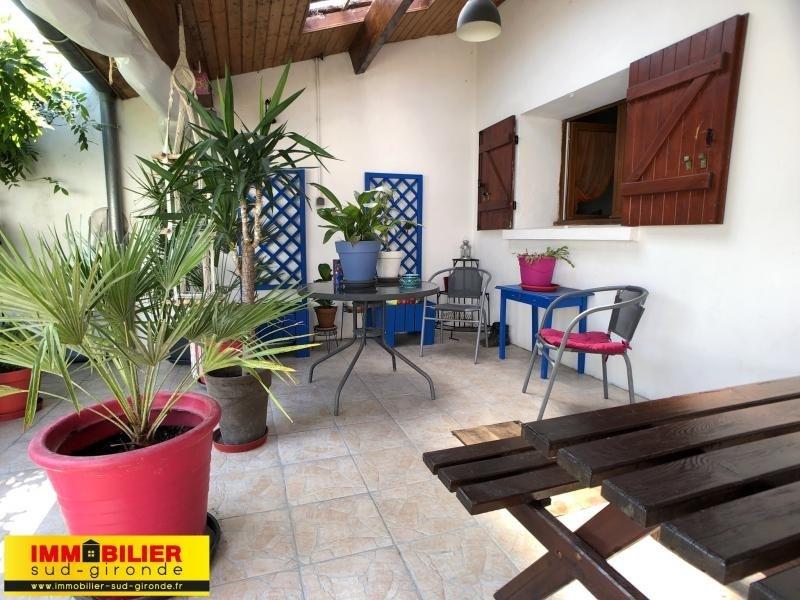 Vente maison / villa Podensac 212000€ - Photo 10