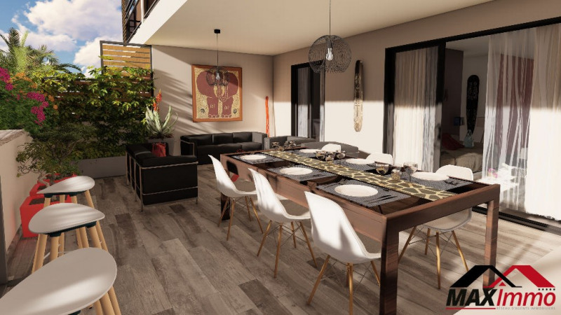 Vente appartement Saint pierre 297000€ - Photo 2