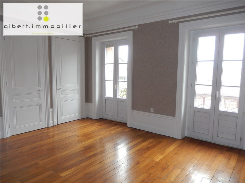 Rental apartment Le puy en velay 381€ CC - Picture 2