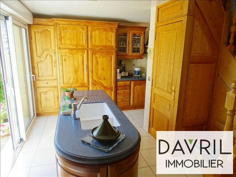 Revenda casa Neuville sur oise 379000€ - Fotografia 4