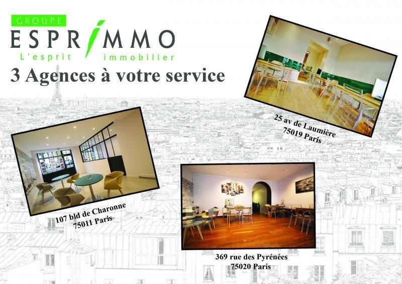 Verkauf wohnung Paris 1er 999000€ - Fotografie 2