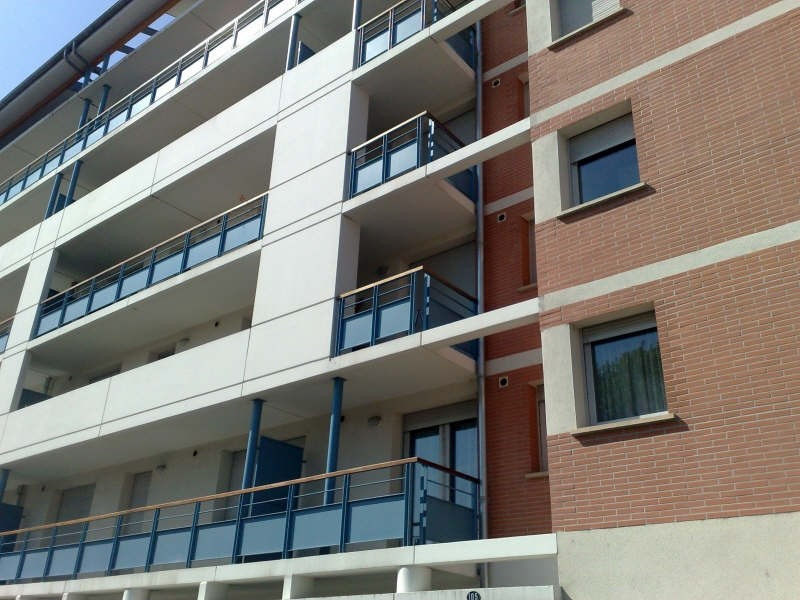 Location appartement Toulouse 601€ CC - Photo 1