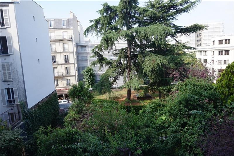 Rental apartment Levallois perret 1 920€ CC - Picture 1