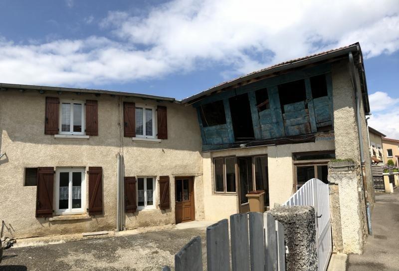 Vente maison / villa Toussieu 300000€ - Photo 1