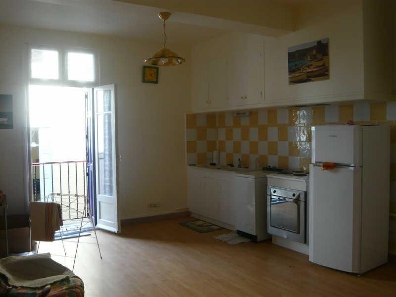 Vente appartement Collioure 192000€ - Photo 1