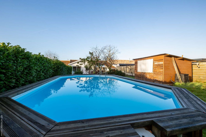 Sale house / villa Pessac 389900€ - Picture 2