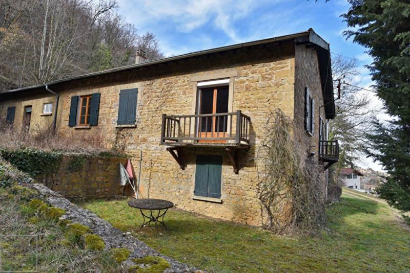 Vente maison / villa Poleymieux au mont d or 570000€ - Photo 1