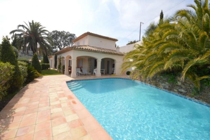 Deluxe sale house / villa Ste maxime 1785000€ - Picture 2