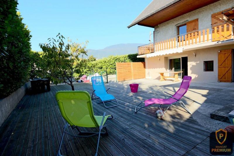 Vente maison / villa La motte-servolex 357000€ - Photo 8