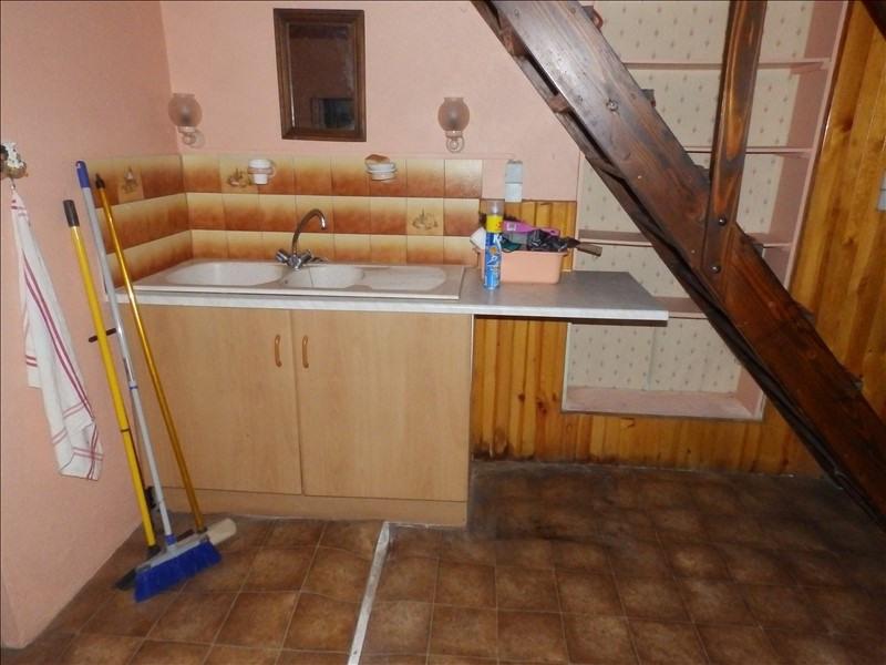 Venta  casa Noyant d allier 23000€ - Fotografía 3