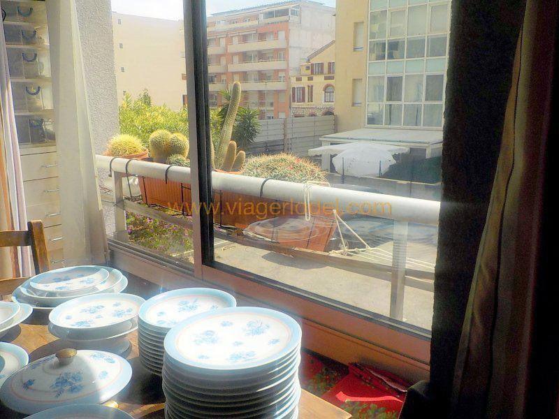 Vitalicio  apartamento Juan-les-pins 65000€ - Fotografía 3