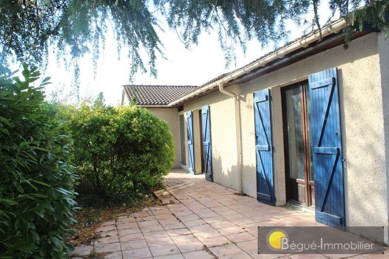 Sale house / villa Pibrac 260 000€ - Picture 1