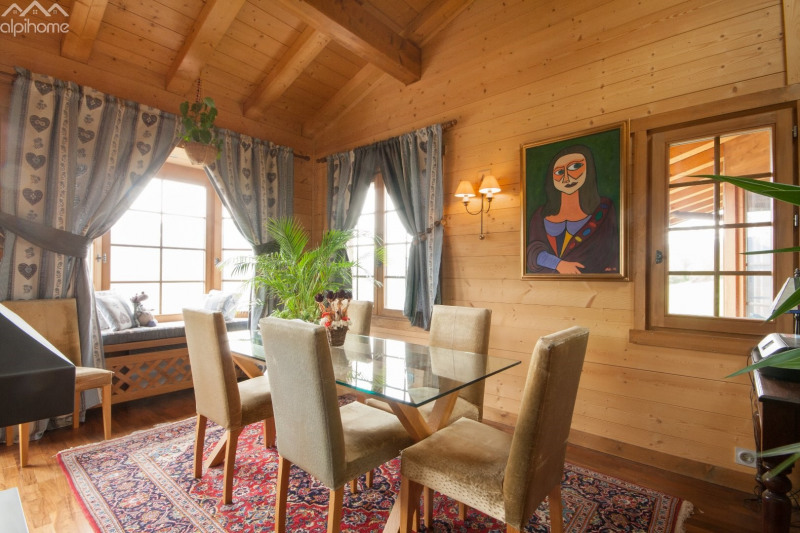 Deluxe sale house / villa Passy 750000€ - Picture 6