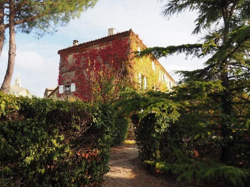 Verkoop van prestige  huis Uzes 695000€ - Foto 8