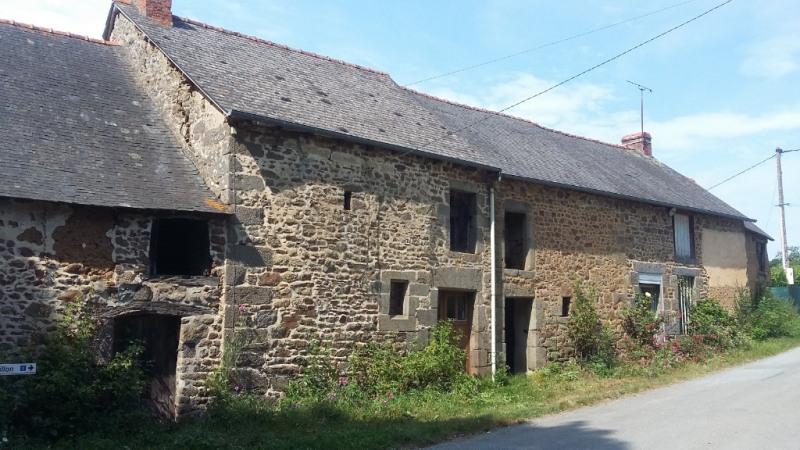 Sale house / villa Combourg 44000€ - Picture 1