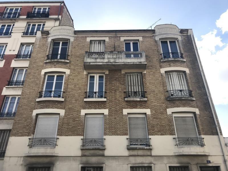 Vente appartement Asnieres sur seine 156000€ - Photo 1