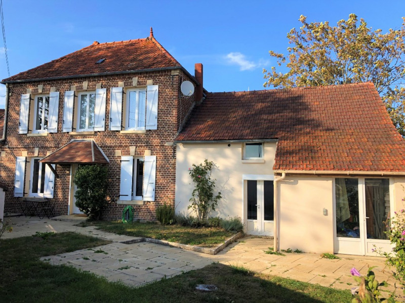 Vente maison / villa Chaumont en vexin 230 000€ - Photo 1