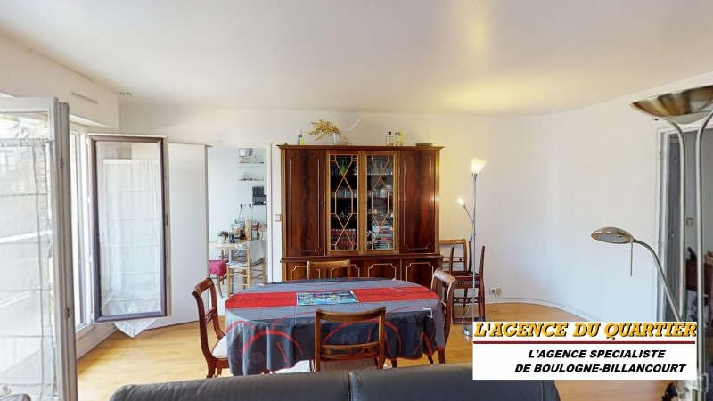 Vente appartement Boulogne billancourt 815 000€ - Photo 2