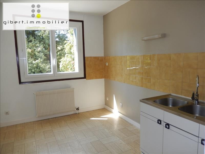 Rental apartment Brives charensac 436,79€ CC - Picture 2