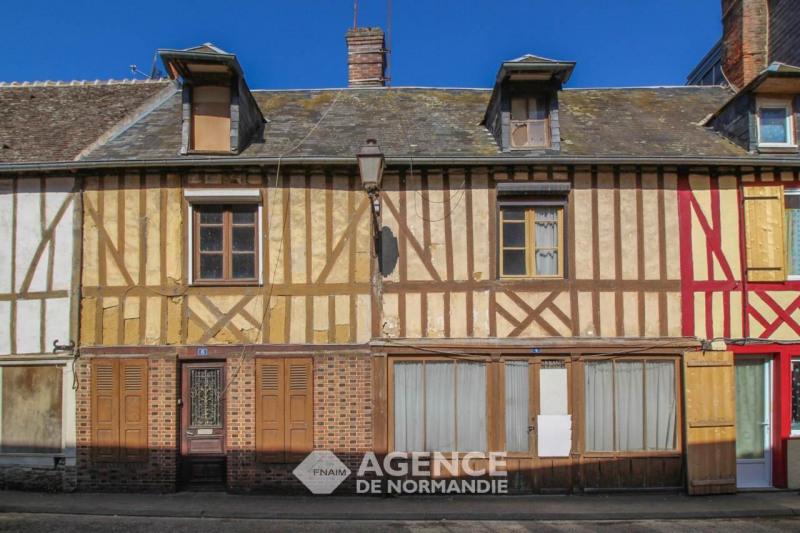 Produit d'investissement maison / villa Montreuil-l'argillé 33500€ - Photo 1