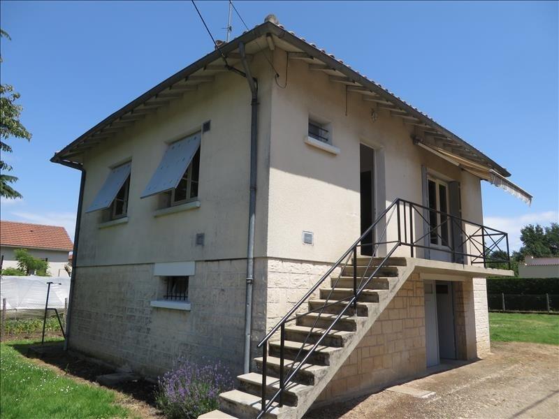Sale house / villa Montpon menesterol 107000€ - Picture 1