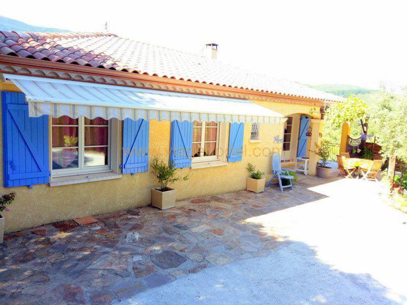 Life annuity house / villa Prémian 42500€ - Picture 2