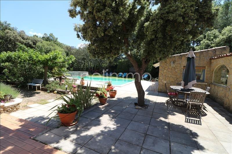 Vente de prestige maison / villa Grans 660000€ - Photo 2