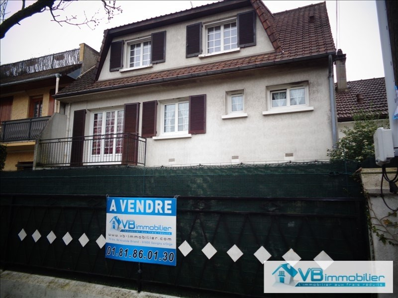 Sale apartment Viry chatillon 127000€ - Picture 1
