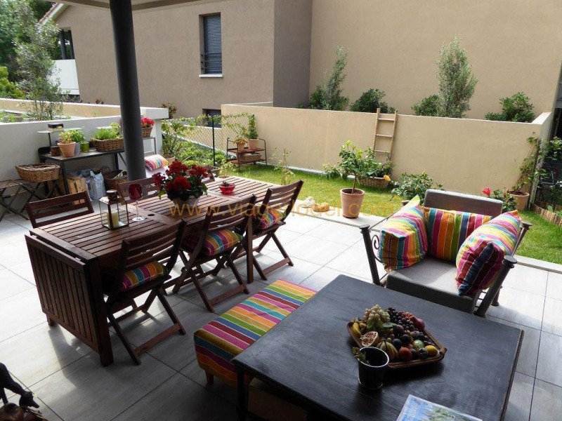 Viager appartement Mougins 52 000€ - Photo 1