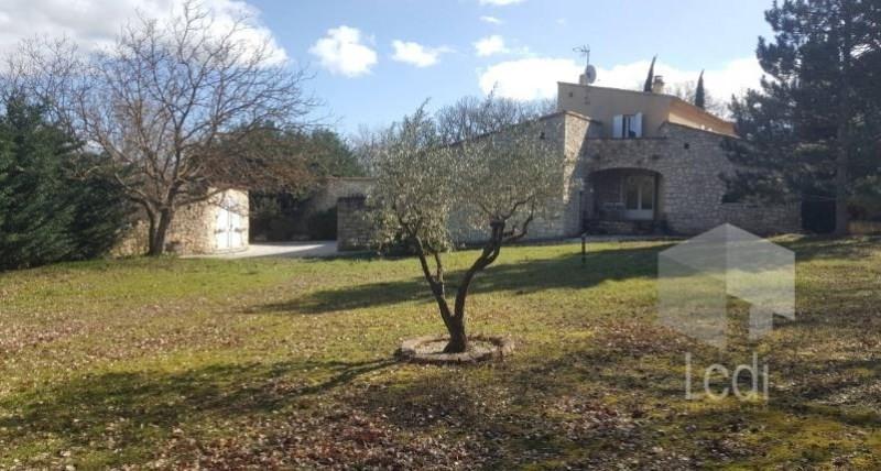 Vente maison / villa Malataverne 449000€ - Photo 1